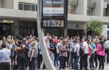 Varias ciudades en Brasil registran temblores tras sismo en Bolivia