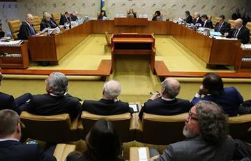 Corte de Brasil comienza a votar si Lula puede ser arrestado