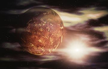 Científicos creen que podría albergar vida extraterrestre en las nubes de Venus