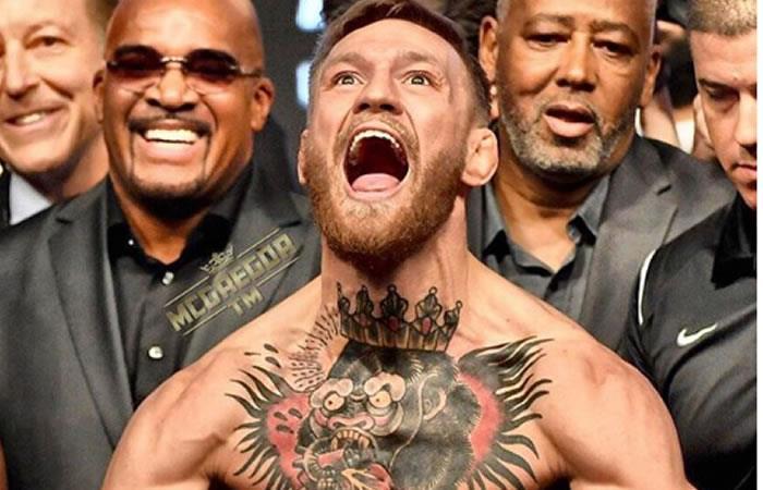 Conor McGregor fue arrestado en Nueva york