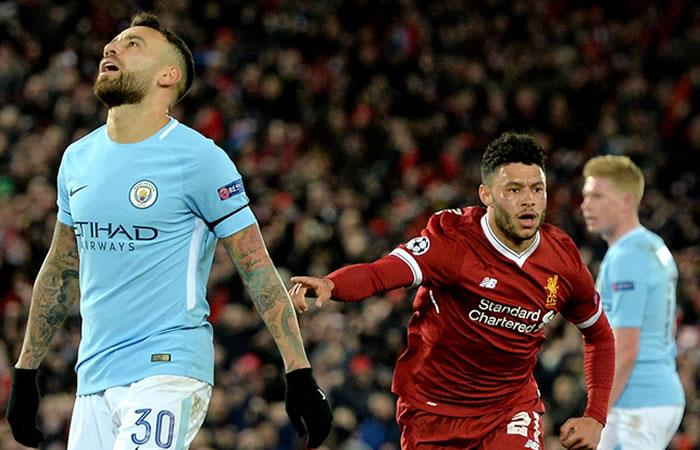 Manchester City vs. Liverpool Transmisión EN VIVO online por la Champions League