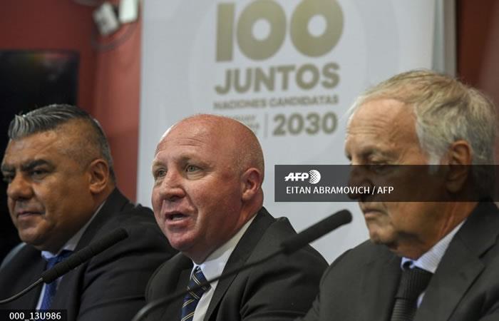 Mundial 2030: La candidatura toma fuerza entre Argentina, Uruguay y Paraguay