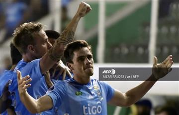 Copa Sudamericana: Blooming da el primer golpe al Bahía