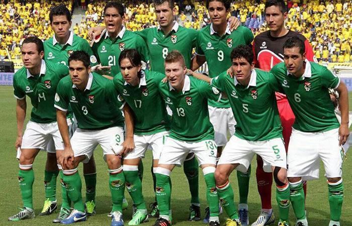 Selección Bolivia cayó 10 puestos en el ranking FIFA