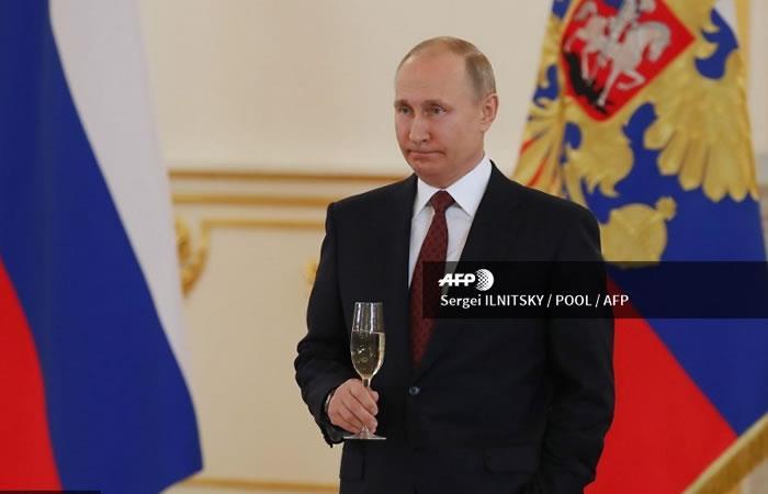 Siria: Putin solicita a Netanyahu 'abstenerse de cualquier acción desestabilizadora'