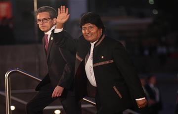 Evo Morales defiende a Maduro en la Cumbre de las Américas