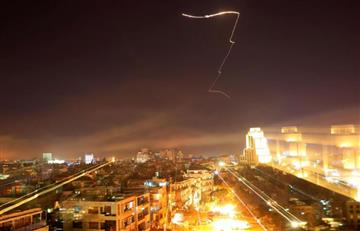 Siria: Rusia advierte que el ataque contra Damasco