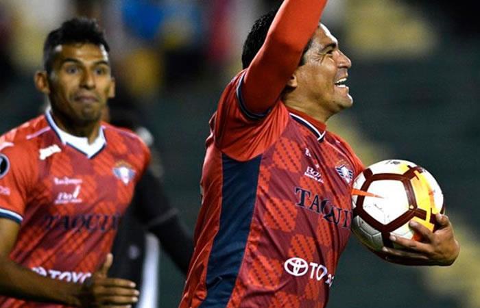 Bolívar empata y cede la punta del torneo boliviano