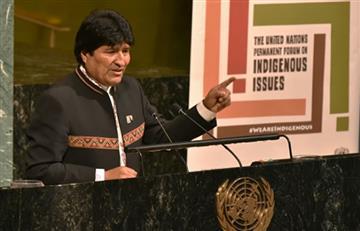 Bolivia llama a garantizar derechos de la Madre Tierra