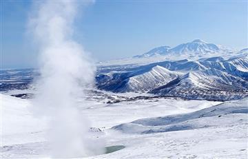 ¿El cambio climático podría causar erupciones volcánicas en todo el mundo?