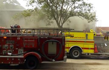 El incendio en Unitel fue provocado por un corto circuito