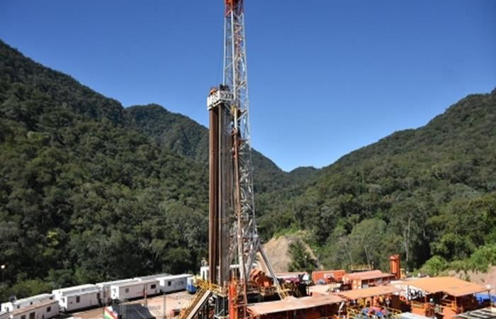 Descubren nuevo reservorio de gas en campo Los Monos-X12
