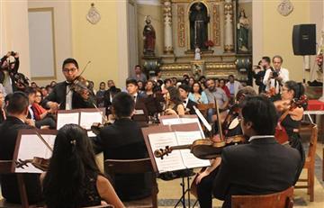 Músicos bolivianos rescatan una obra de hace dos siglos