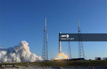 NASA: Con la idea de buscar vida extraterrestre, el SpaceX lanza el nuevo cazaplanetas