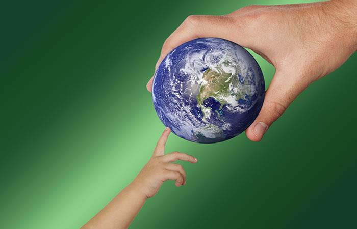 EarthTime: La web que permitirá ver los problemas ambientales del planeta