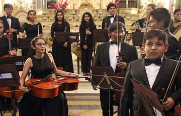 Músicos de Bolivia y España se unen para compartir temas de ambos países