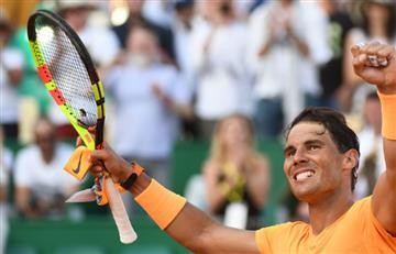 Rafael Nadal vence 6-0 y 6-2 a Dominic Thiem