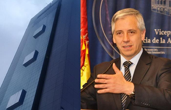 Álvaro García Linera afirma que nuevo palacio es del pueblo
