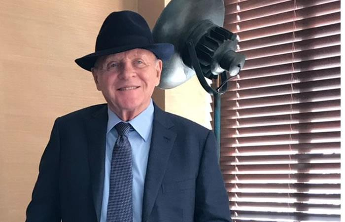 Anthony Hopkins se vuelve viral con este baile desenfrenado
