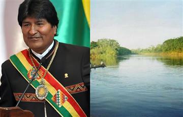 Evo Morales deja en manos de Santa Cruz proyecto 'Rositas'