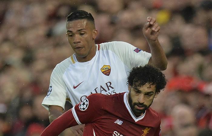 Liverpool ganó y goleó a la Roma pero dejó la llave abierta a la final