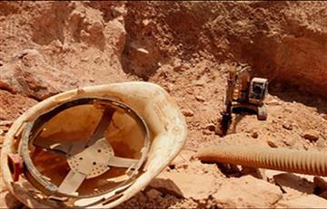 Murió minero por caída que sufrió mientras hacía un forado