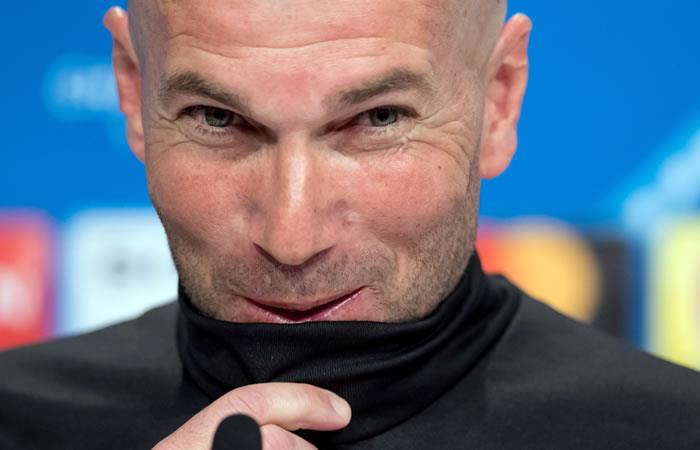 """Zidane: """"Nunca he tenido problemas con James"""""""