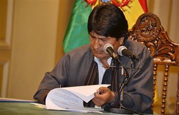 Bolivia anuncia departamento de Defensa para luchar contra el contrabando
