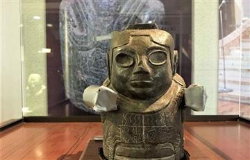 Bolivia frena la subasta de una jarra prehispánica en un anticuario