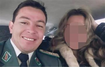 Militar acusado de golpear a su esposa se entrega a la Fiscalía