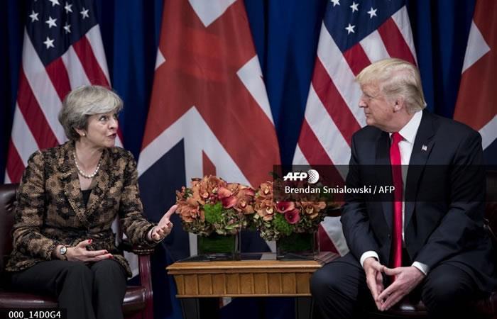Visita de Donald Trump al Reino Unido tiene fecha y se temen protestas