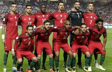 Selección de Portugal