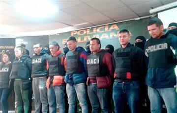 Colombianos instruían a bolivianos para hacer préstamos 'gota a gota'