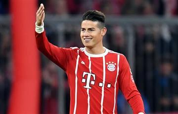 ¿Dónde y qué horas juega James Rodríguez por la semifinal de la Champions League?