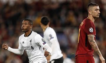 Liverpool se impuso ante la Roma y avanza a la final de la Champions
