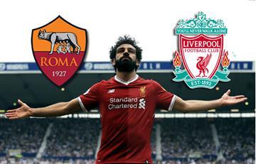 Roma vs. Liverpool: Transmisión EN VIVO online