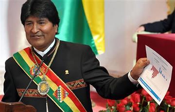 Evo Morales: En esto quedó el nuevo salario del presidente