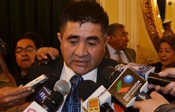 Gonzalo Rodríguez jura como Viceministro de Lucha Contra el Contrabando