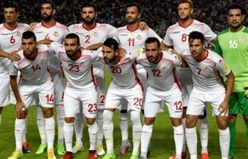 Selección de Túnez