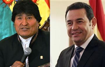 Evo Morales, el presidente que recibe el salario más bajo de la región