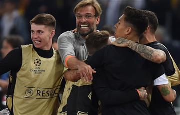 La pifia de la UEFA que da como campeón al Liverpool de la Champions