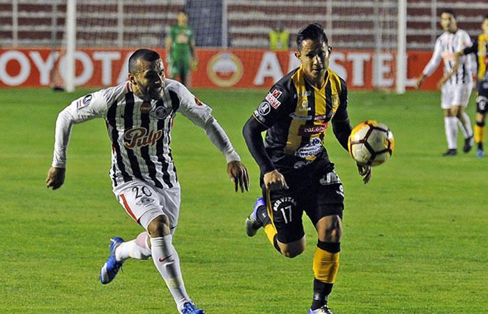 The Strongest cayó ante Libertad y se pierde la Libertadores