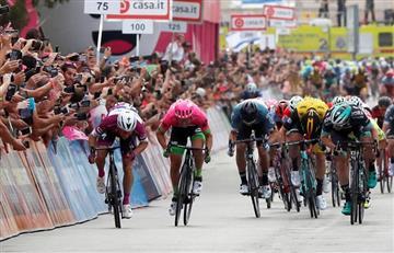 Giro de Italia: Así se corrió el Giro en tierra santa