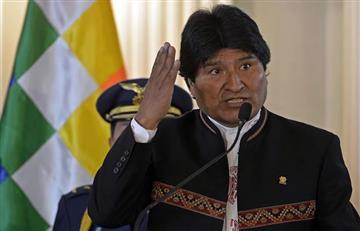 'Hackean' cuenta del Senado y esto es lo dicen de Evo Morales