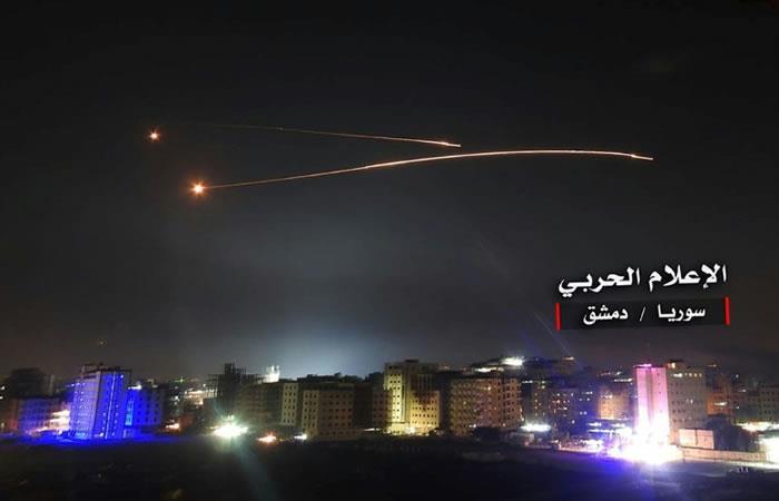 Bombardeos de Israel sobre Siria hacen temer escalada de tensiones con Irán