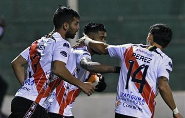 Nacional Potosí venció, pero es eliminado de la Sudamericana