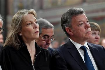 """Santos denuncia a quienes """"añoran la guerra y privilegian la venganza"""""""
