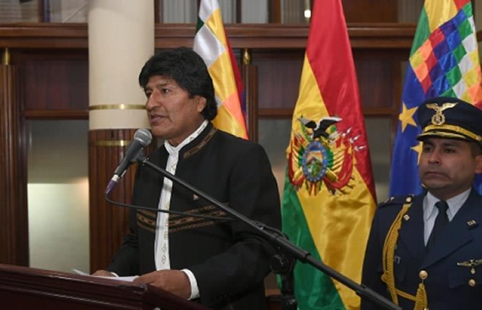 Bolivia se suma a los 114 países que utilizan la