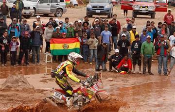 Bolivia le dice adiós al Rally Dakar 2019