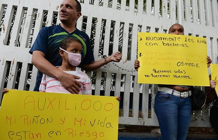 Crisis de salud: La lucha de los niños venezolanos por vivir
